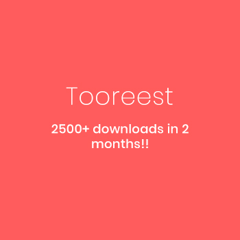 Tooreest A Tour guide Booking app