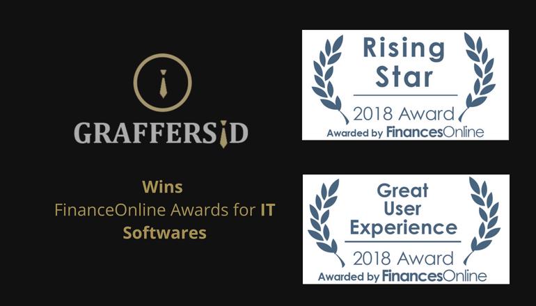 Graffersid Wins Awards by FinancesOnline!