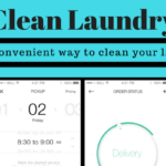 Clean Laundry Application