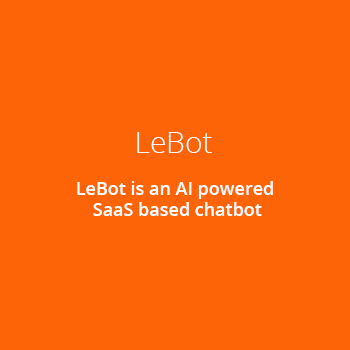 Le Bot Chatbot