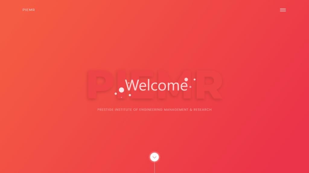 PIEMR Home Page