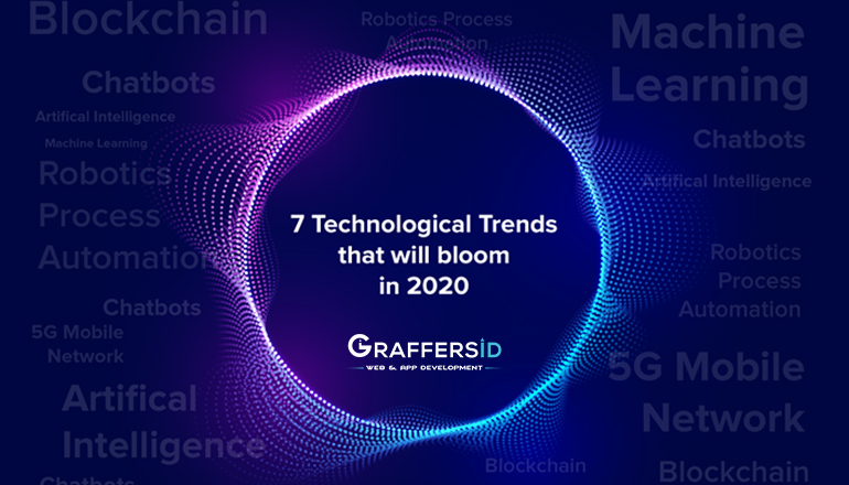 7 Technologies that will Bloom in 2020