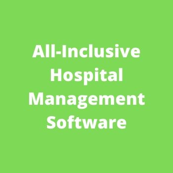 Healthcare Management System for Hospitals