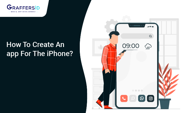 How to create an app for the iPhone