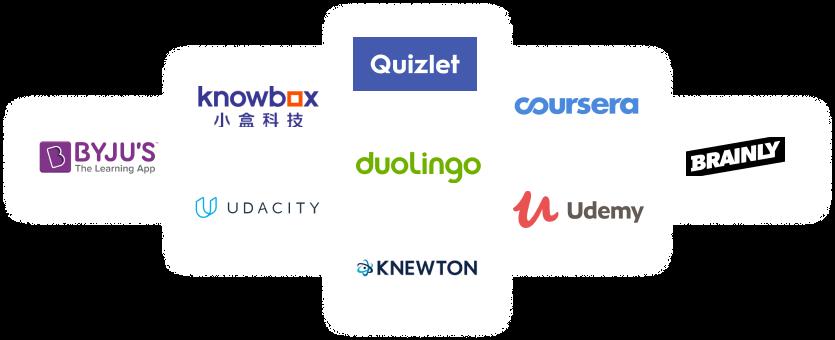 Top Online edtech in World