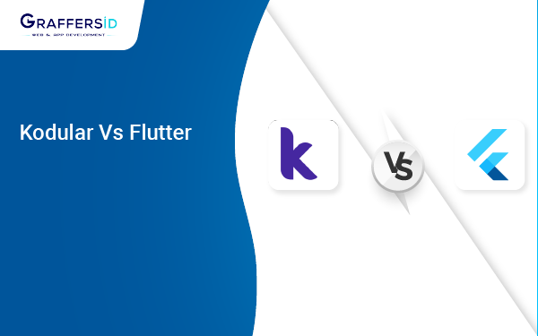 What to choose Kodular vs Flutter to develop a mobile application?