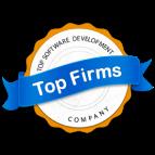 Top firms logo