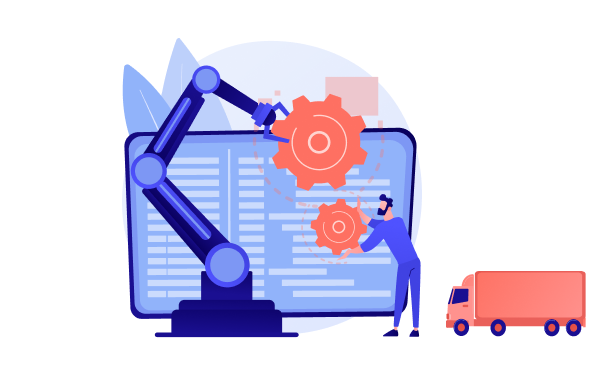 LAST MILE DELIVERY AUTOMATION