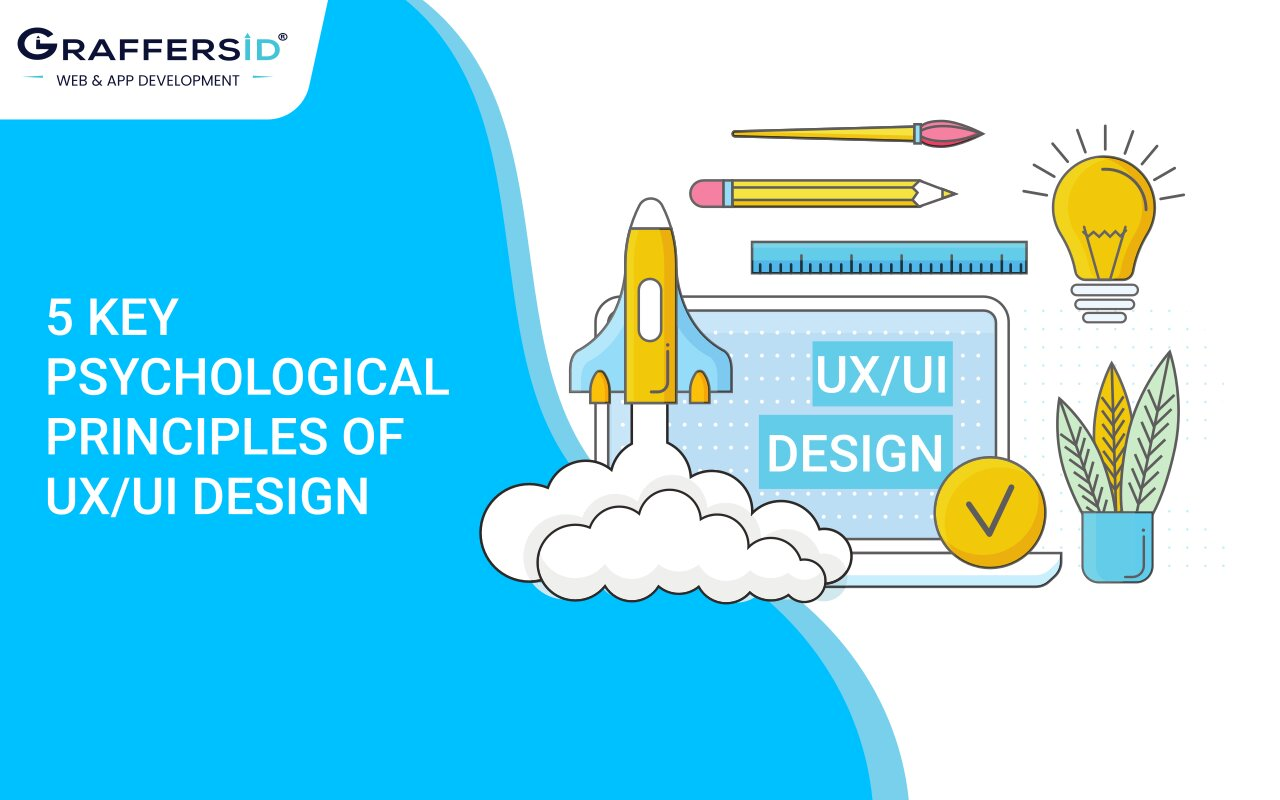 Five Key Psychological Principles of UX