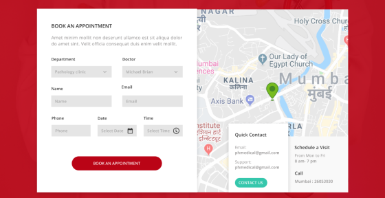 Maps and Geolocation