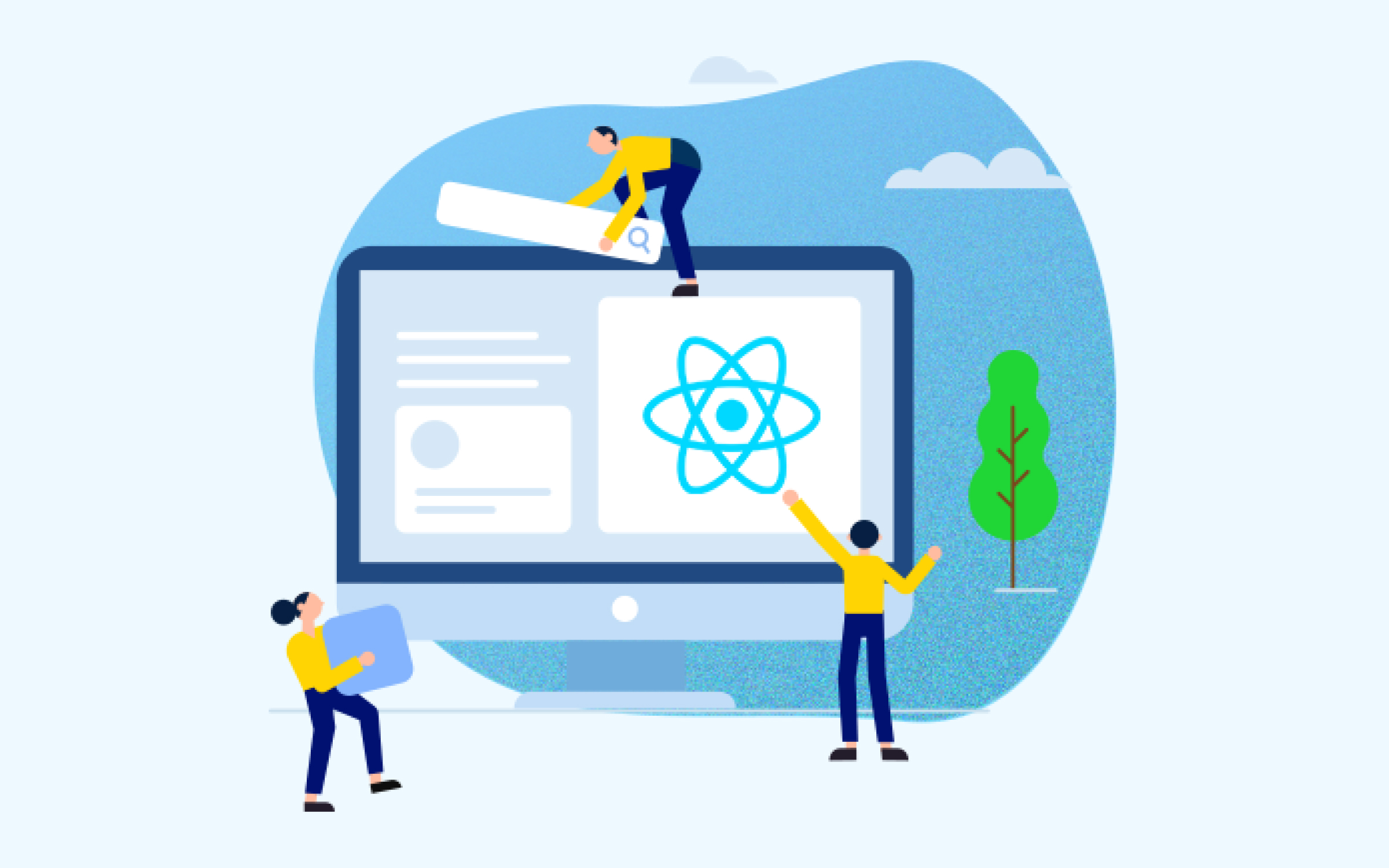 What are the Wide-range of React JS Services