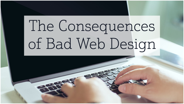 Consequences of Bad Web Design