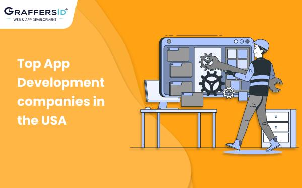 Top app development companies in USA