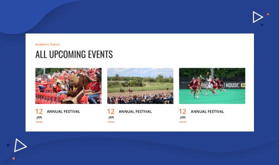 NSHM Website News and calendar