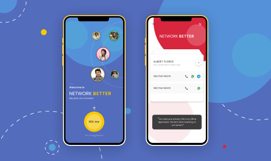 Features of Reminder app