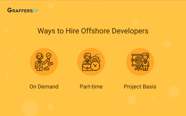 Ways to hire offshore developers