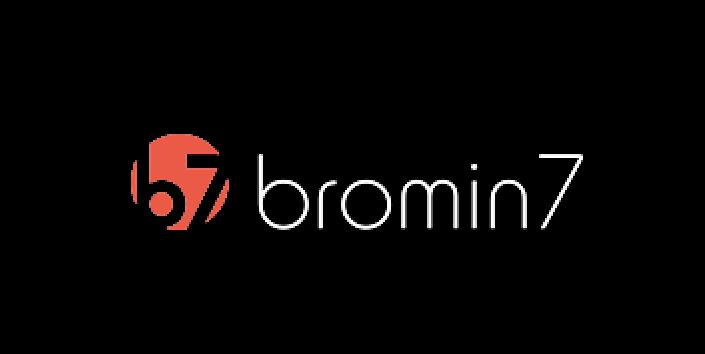 bromin7 logo